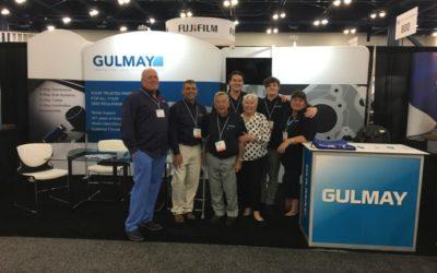 Gulmay Inc & Gulmay Ltd Exhibit at ASNT2018 Oct 28-31 2018!