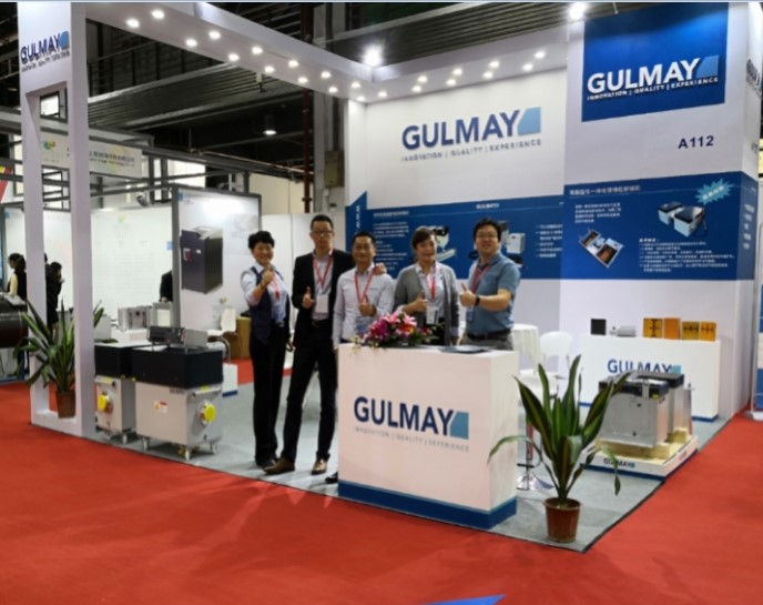 Gulmay China Exhibits at QC China Oct 31-2 Nov 2018!